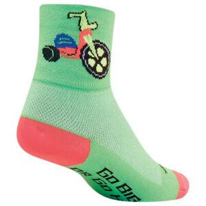 Sock Guy Bigger Wheel Classic Large/XL