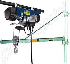 SCAFFOLD ELECTRIC LIFTING HOIST 250 KG SCHEPPACH HRS250 + SWING ARM 110CM