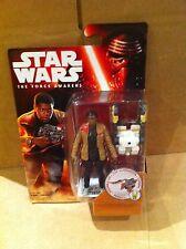 Star Wars Force Awakens - Finn (Jakku) - 3.75 action figure  - Combined Postage