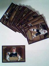 SIDNEY CROSBY ROOKIE CARDS - DIARY OF A PHENOM COMPLETE 30-CARD SET (DP1 - DP30)