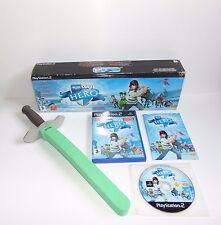 Eyetoy Eye Toy Play Hero | Box Set | Sony PS2 Playstation 2 | PAL | GC CIB