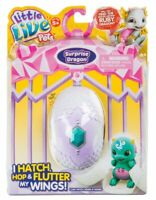 Little Live Pets Surprise Hatching Dragon Splash Playset Toy For Kids Brand NEW