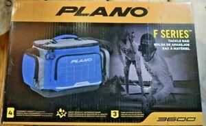 Plano F Series 3600 Tackle Bag Blue