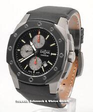 Mechanisch - (automatische) Armbanduhren aus Titan mit Chronograph