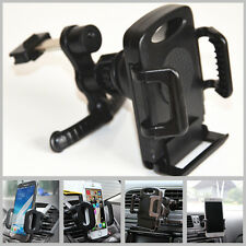 Car Air Vent Cradle Bracket Stand Cradle 360 Rotate Holder For iPhone For Benz