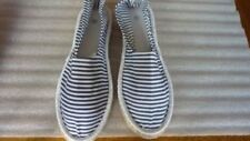 Unbranded Canvas Striped Shoes for Men