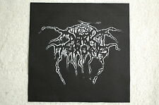 Dark Throne Back Patch (BP141) Black Metal Immortal Gorgoroth Dark Funeral