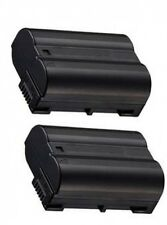 2X EN-EL15 Batteries 2100mAh for Nikon D800 D800E D7000 D7100 D7200 1 V1 Decode