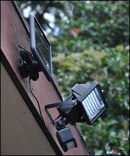 Solar Ultra Bright 240 Lumens 60 LEDs Motion Sensor Security Light & Flood Light