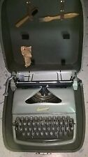 RHEINMETALL Schreibmaschine S 09/2552 Reiseschreibmaschine im Koffer