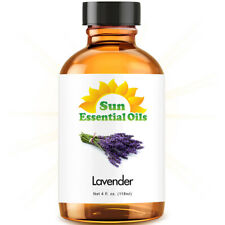 Best Lavender Essential Oil 100% Purely Natural Therapeutic Grade 4oz