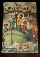 ' THE SHIP OF ADVENTURE ' by ENID BLYTON