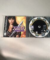 Xena Warrior Princess Sony PlayStation 1 PS1 Video Game Complete