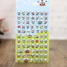 1pcs Panda 3D Bubble Puffy Sticker Decoration Kids DIY Diary Album Scrapbooking