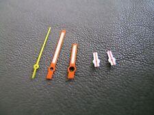 Valjoux 7733  Zeigersatz (BWC 1280) orange/gelb