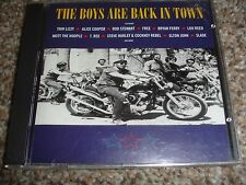THE BOYS ARE BACK IN TOWN  CD VARIOUS ARTISTS   MOOD CD 23