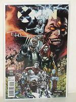 EXTRAORDINARY X-MEN #8 - Signed by Todd Nauck - STORY THUS FAR VARIANT  Marvel 2