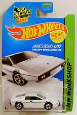 LOTUS ESPRIT S1 JAMES BOND 007 THE SPY WHO LOVED ME HOT WHEELS DIECAST 2014