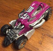 1999 Hot Wheels Car-Toon Series Saltflat Racer Natasha Fatale