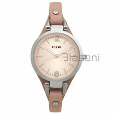 Fossil Original ES2830 Women's Georgia Bone Leather Watch 32mm