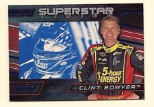 CLINT BOWYER 2016 PANINI TORQUE NASCAR RACING SUPERSTAR VISION /99