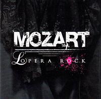 La Troupe de Mozart, L'Opéra Rock CD Mozart, L'Opéra Rock - France