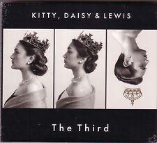 CD (NEU!) . KITTY, DAISY & LEWIS - The Third (Baby Bye Bye Digi-Pak mkmbh