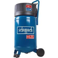 Scheppach Druckluft Kompressor 30L Luftkompressor 10bar 2PS stehend HC30V