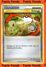 Echange 102/123 HeartGold and Soulsilver Carte Pokemon neuve fr