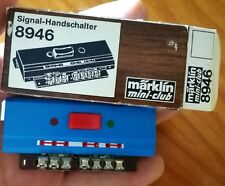 8946 Signalhandschalter Märklin mini club escala Z