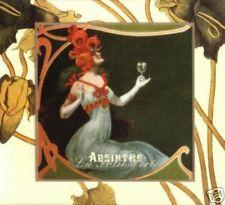 BLOOD AXIS / LES JOYAUX DE LA PRINCESSE Absinthe CD 2002