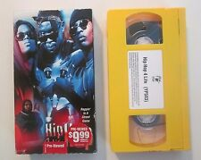 Hip Hop 4 Life MC Rhyme Battle Urban RAP VHS