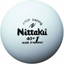 New listing Nittaku J-Top Training Table Tennis PingPong Ball Practice 6 pieces From Japan