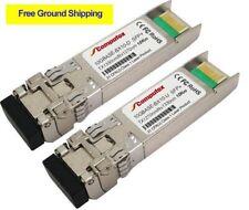 Compatible Pair 10G SFP+ BIDI 10km for Cisco ASR 901 Series