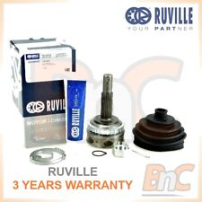 # GENUINE RUVILLE OE HEAVY DUTY CV JOINT KIT OPEL VAUXHALL ASTRA F WITH ABS