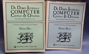 """Dr. Dobbs Journal of Computer Calisthenics & Orthodontia (subtitled """"Running Lig"""