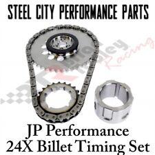 JP Performance Single Roller Billet LS1/LS2 24X Iwis Timing Chain Set 5.3/6.0