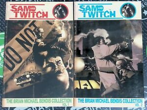 Sam And Twitch The Brian Michael Bendis Collection Vol 1 And 2 2007 Image spawn