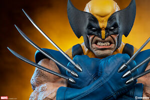 Sideshow Marvel Wolverine Bust - X-Men, Avengers, Deadpool, Sabretooth