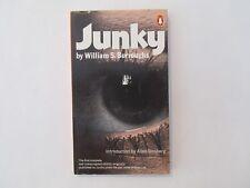 Junky, William Burroughs, Signed, Association Copy, Drugs, Heroin, Marijuana