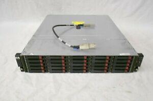 HP D2700 25x 1.2TB 10K 6G SAS Hard drive server Expansion Array JBOD DL360 DL380