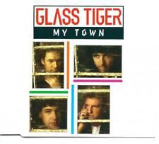 GLASS TIGER My Town 3 TRACK DUTCH  CD SINGLE