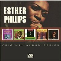 Esther Phillips - Original Album Series [CD]