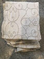 Sferra Euro Shams And King Dust Ruffle Bed Skirt Three Shams Made On Portugal