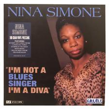Nina Simone I'm Not A Blues Singer, I'm A Diva LP Vinyl Brand New Record