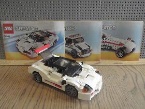Lego Creator 31006 3in1 Highway Speedster (100% Complete)