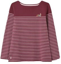 JOULES HARBOUR LONG SLEEVE TOP SIZE 20