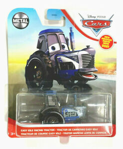 Disney Pixar Cars Easy Idle Racing Tractor Mattel 1:55 Scale