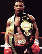 """Mike Tyson Poster Silk quotes motivational Boxing sport size 14x18"""" MTS7"""