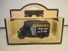 "Lledo Diecast "" Bovril "" 1934 Dennis Parcels Van,Days-Gone Series,NIB"